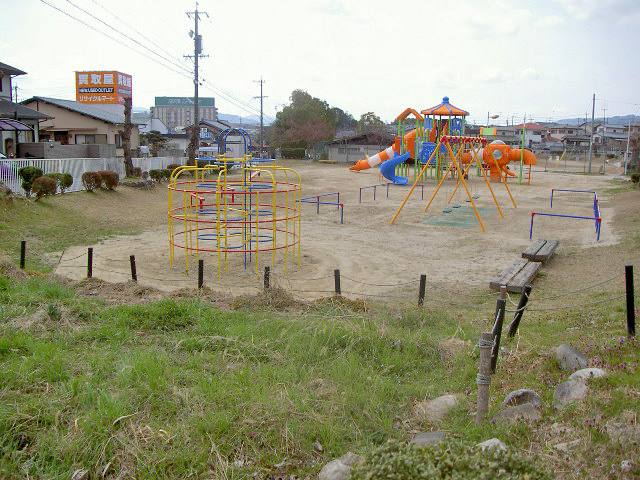 桔梗が丘9号公園外6公園遊具設置等改築工事