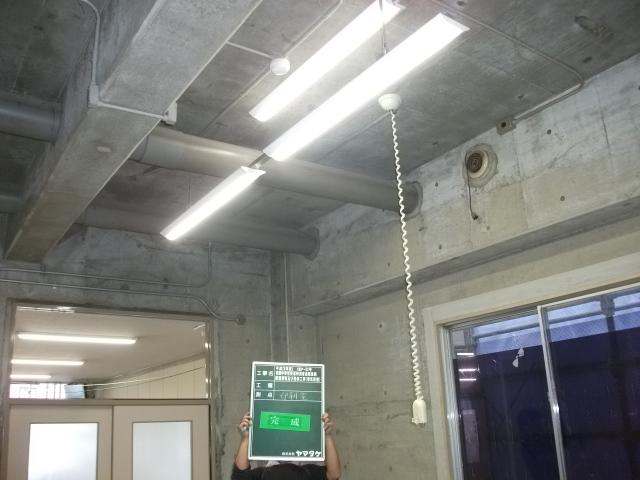 赤目中学校管理特別普通教室棟耐震補強工事及び改修工事(電気設備)
